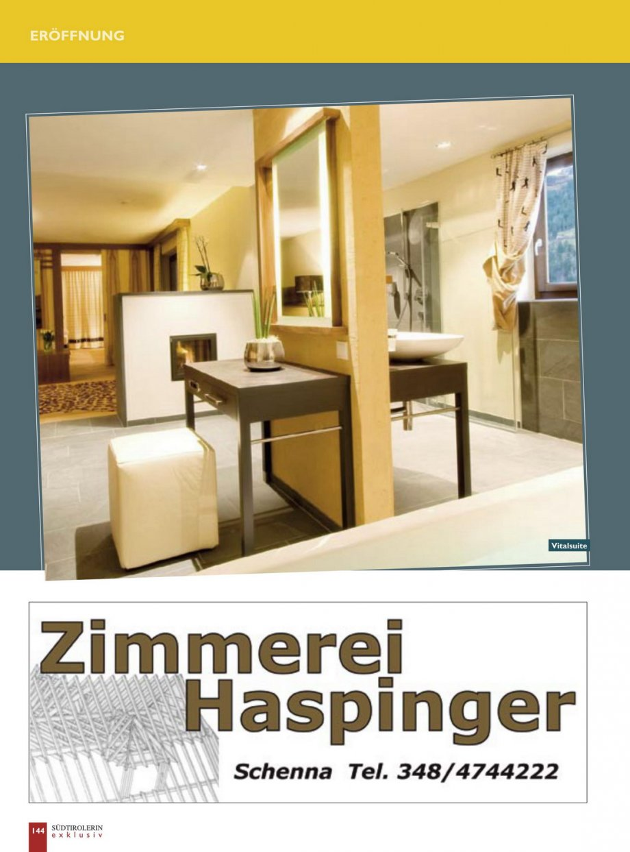 hotel andreus die s dtirolerin presse news interior design gmbh hotelcontracting. Black Bedroom Furniture Sets. Home Design Ideas