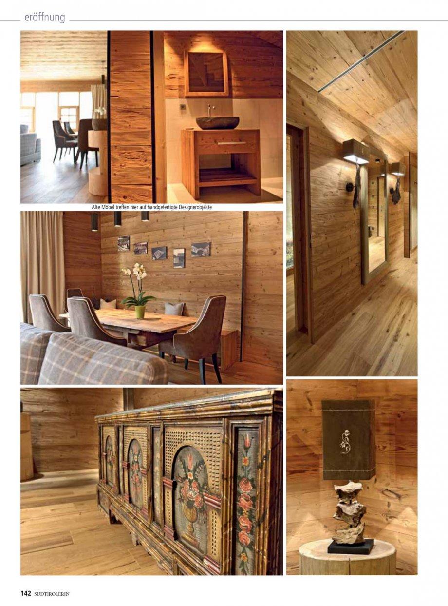 fanes chalets s dtirolerin presse news interior design gmbh hotelcontracting. Black Bedroom Furniture Sets. Home Design Ideas