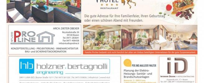 Hotel r ssl dolomiten presse news interior design for Design hotel dolomiten